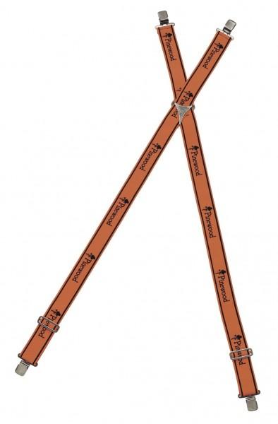 Pinewood Robust Hosenträger
