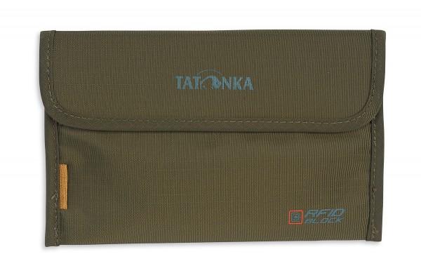 Tatonka Travel Folder RFID B - Ausweishülle mit Ausleseschutz