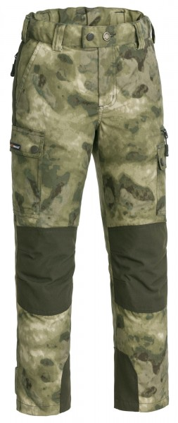 Lappland Kids Camou Outdoorhose