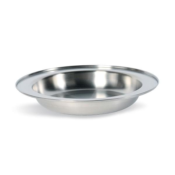 Tatonka Soup Plate - tiefer Suppenteller aus Edelstahl