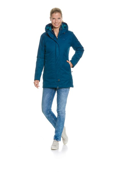 Tatonka Naika W's 3in1 Coat - Damen Kurzmantel