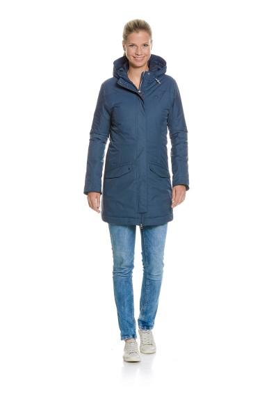 Tatonka Ethie W's Coat - Saphire Blue