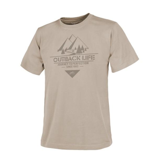 Helikon-Tex T-Shirt - Outback Life