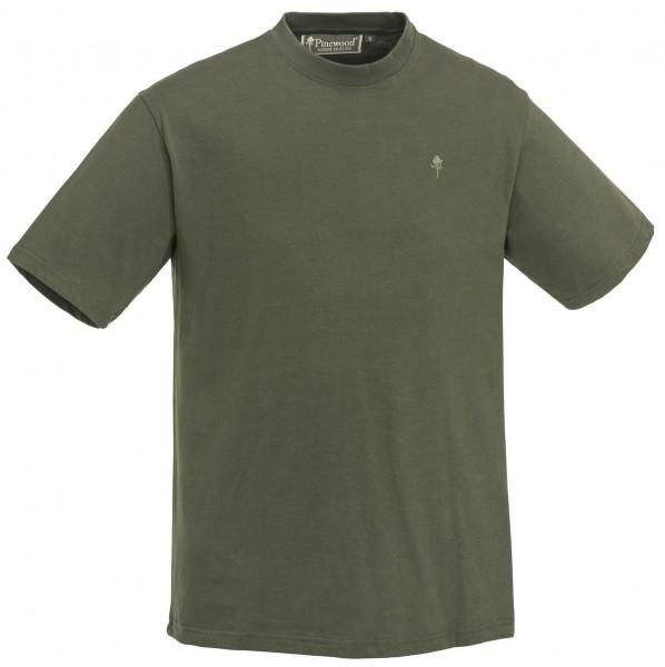 Pinewood T-Shirt 3er Set - Green
