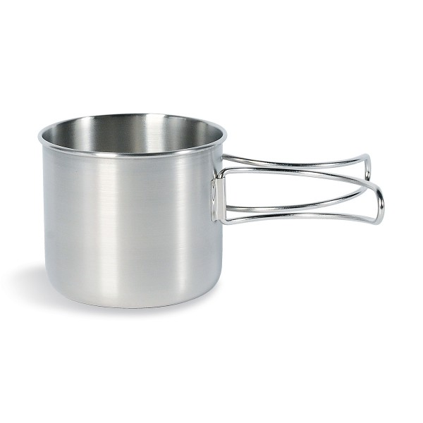 Tatonka Handle Mug 500 - Edelstahlbecher