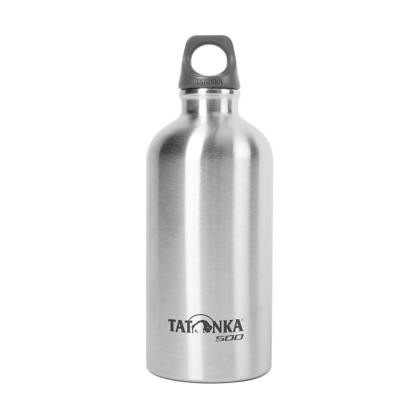 Tatonka Stainless Steel Bottle Edelstahlflasche 0,5 Liter