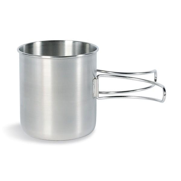 Tatonka Handle Mug 600 - Edelstahlbecher