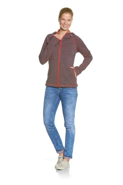 Tatonka Flin W's Jacket - Fleece-Jacke