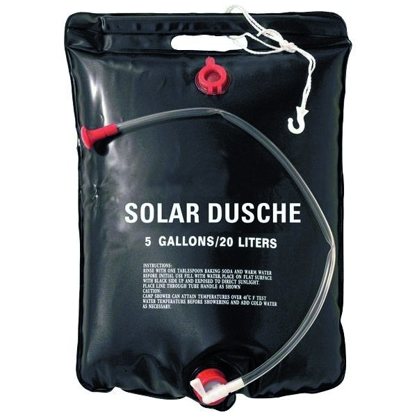 Mil-Tec Solardusche 20 Liter