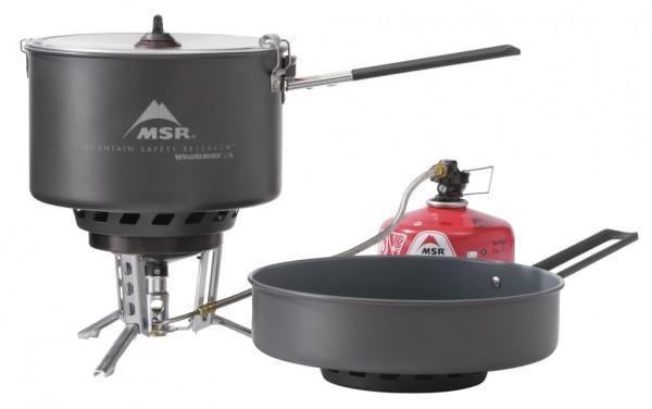 MSR WindBurner Kochersystem Combo