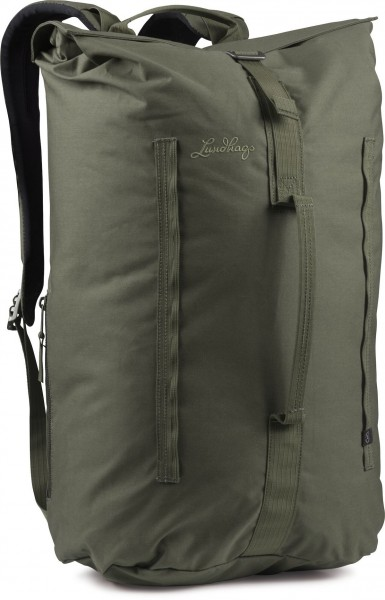 Lundhags Knarven 25 - Daypack - Forest Green - FrontImage